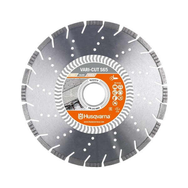VARI-CUT S65 DIAMANTSCHEIBE   VARI-CUT S65 230 10 22.2