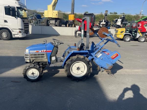 TM17 4WD Kompakt Traktor