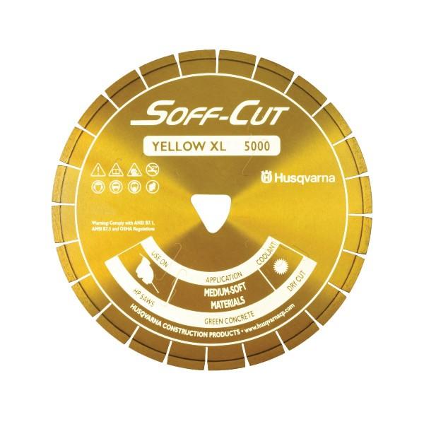 ELITE SOFF-CUT XL 5000 DIAMANTSCHEIBE | XL10-5000 D=255MM SC-DIAMANT
