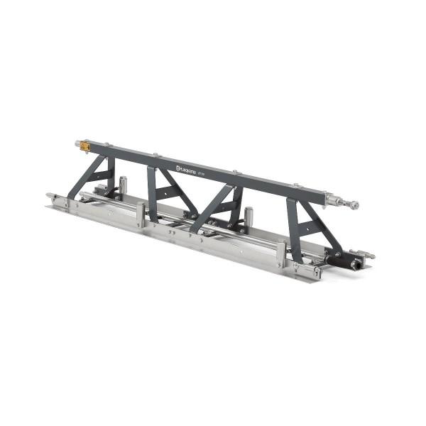 BT 90 pneumatic screed section GLÄTTBOHLEN | BT 90 o 2m Modulbohle Pneumatisch