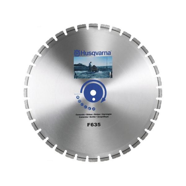 F 635 DIAMANTSCHEIBE   F635 800MM 40X4,5X12 25,4