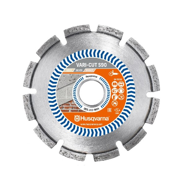 VARI-CUT S90 DIAMANTSCHEIBE | VARI-CUT S90 125 10 22.2