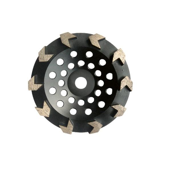 G 1045 GRND CUP | SCHLEIFTOPF G1045 125X22,2 M14
