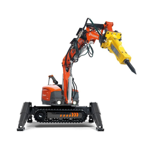DXR 310 ABBRUCHROBOTER - Elektrisch   DXR310 ABBRUCHROBOTER INKL. P3 22kW